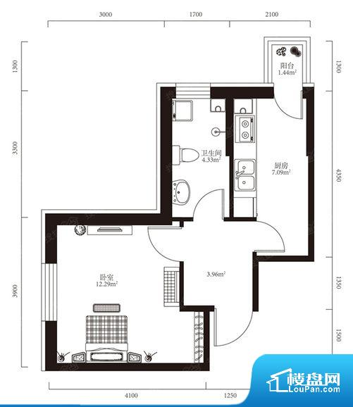 各个空间都很方正,方便后期家具的摆放。整个空间不够通透,不利于空气流通,尤其是夏天会比较热。厨房在整个空间比较深的位置,一方面使用不便,另一方面使用时油烟对整个家里的空气影响较大。公摊相对合理,一般房子公摊基本都在此范畴。日常使用基本满足。