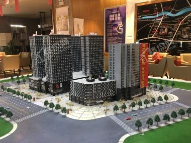 新南站城市广场