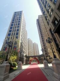 市府路公寓层高5.2米可做两层价格不高