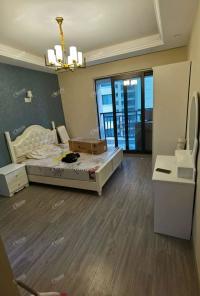 新城白麓城全新装修单身公寓1室1厨1卫部分带阳台拎包入住