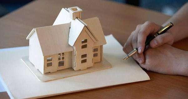 房屋契税是自己交还是开发商交