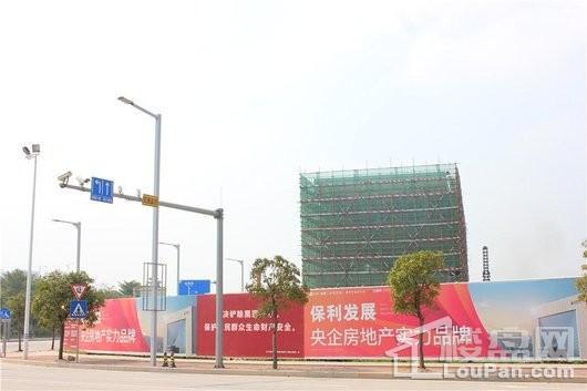 保利·和悦华锦实景图