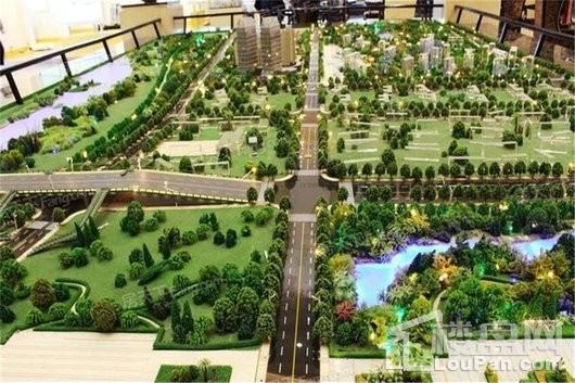 德杰·国际城实景图