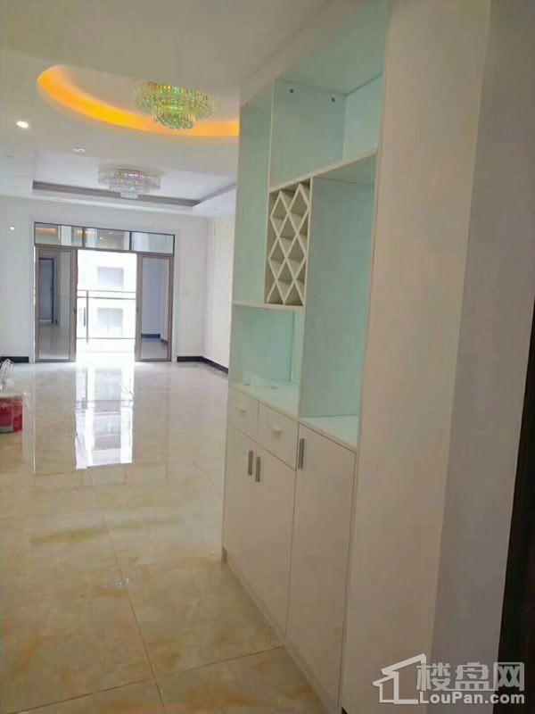 东峰国际公寓  样板间