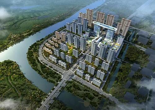 杭州湾卓越蔚蓝海岸