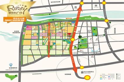 里普利广场位置图