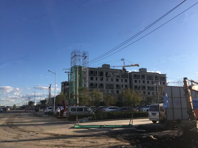 永泰·郦郡实景图