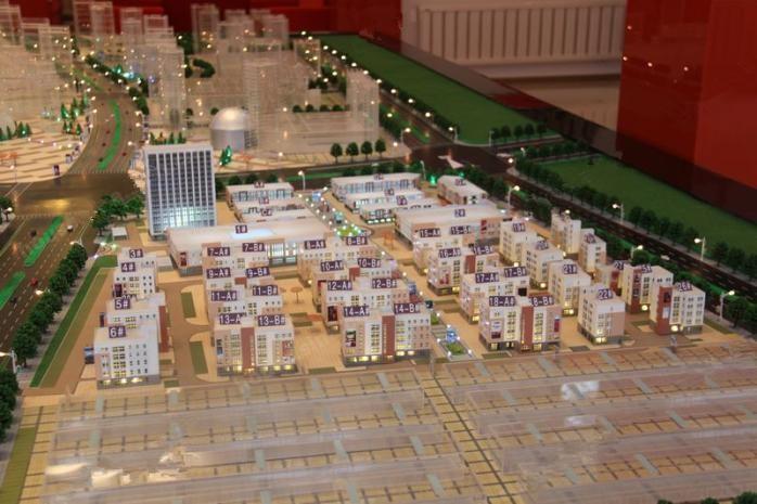 凯利国际材料博览中心公寓实景图