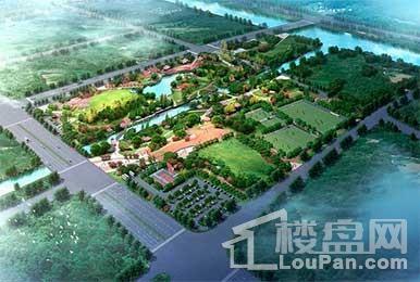 杭州湾绿地海湾效果图