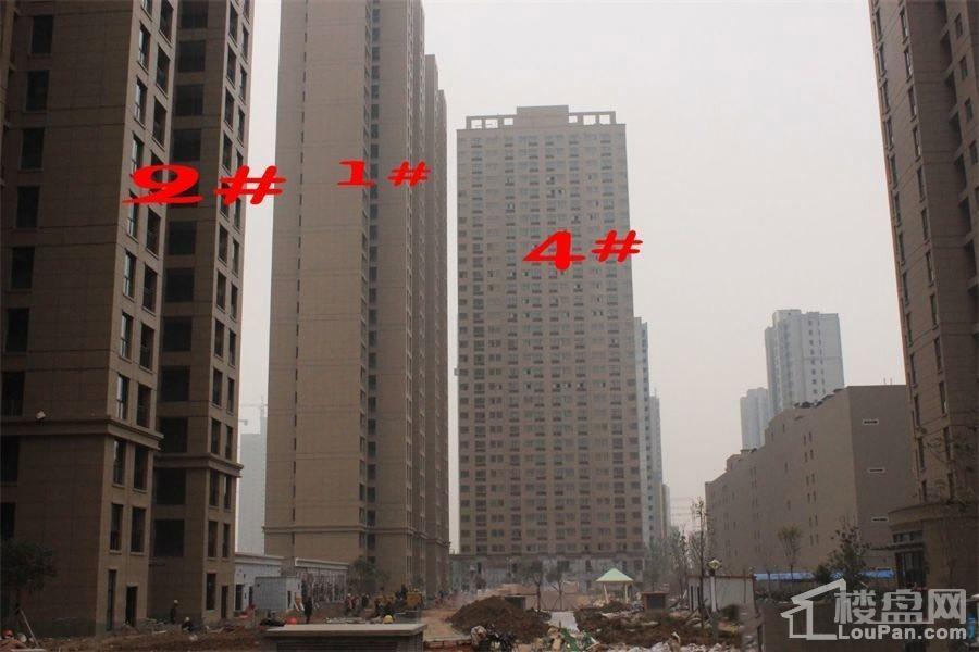 发展红星城市广场实景图