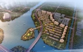 中海湖心半岛