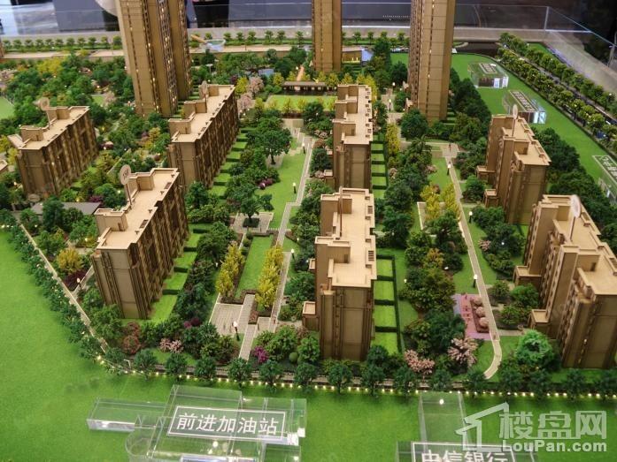 华润·中海·江城实景图