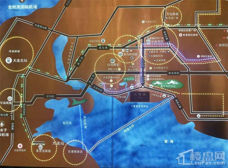 天誉湾位置图