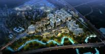 【宝能国际会展城】:建面约80-136㎡生态河景学校房全城热销!