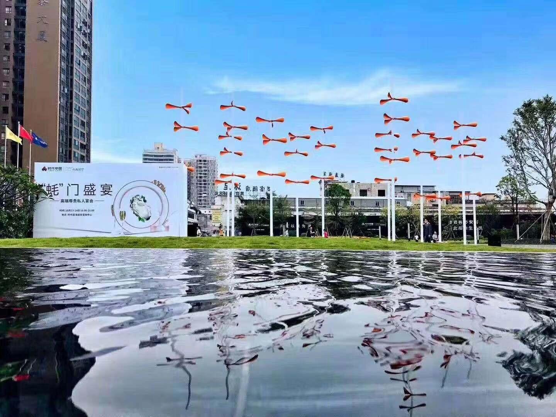 时代香海彼岸实景图