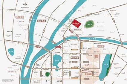 美的花湾城位置图
