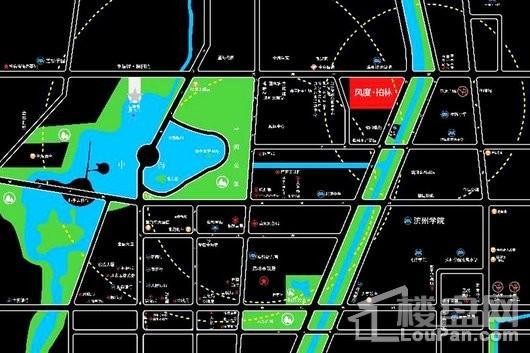 风度柏林交通图