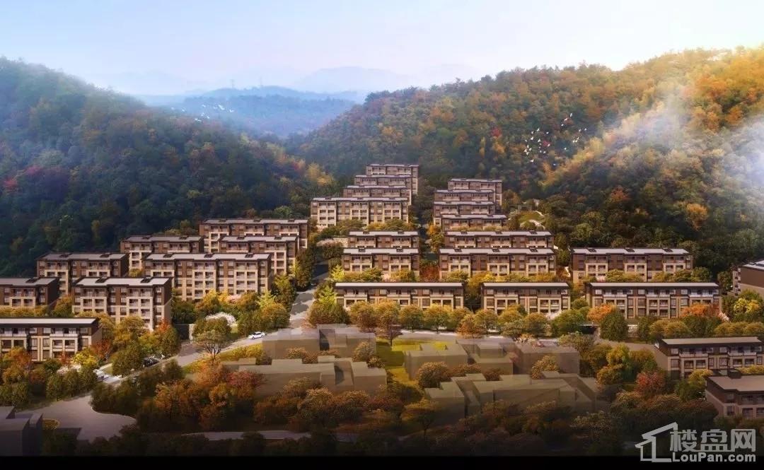 阳光城·上林湖效果图