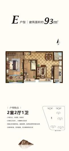 京博·儒苑上邦户型图