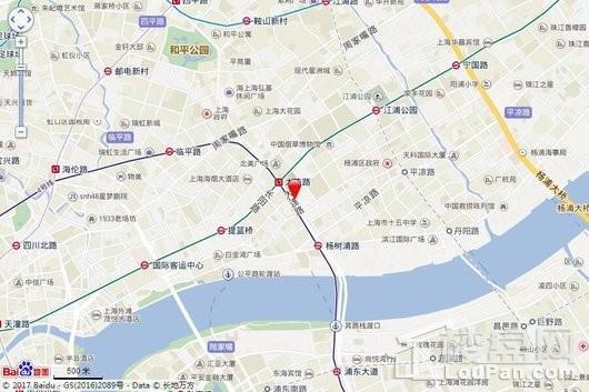 光大安石中心交通图