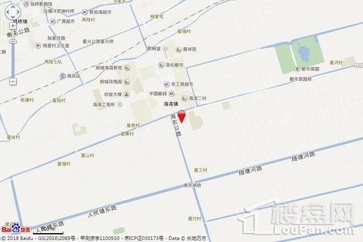 碧桂园红墅林交通图