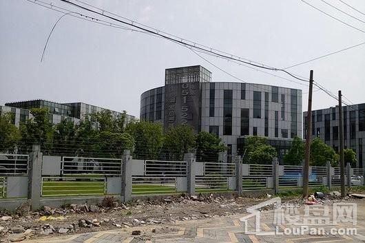 上海国际研发总部基地实景图