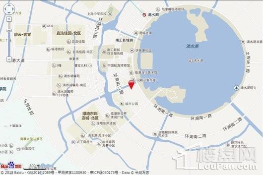 宏兆锦庭交通图