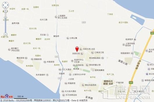 泰禾大城小院交通图