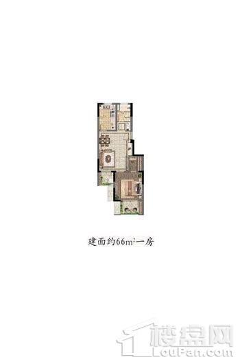 信达泰禾·上海院子户型图