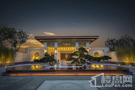 信达泰禾·上海院子实景图