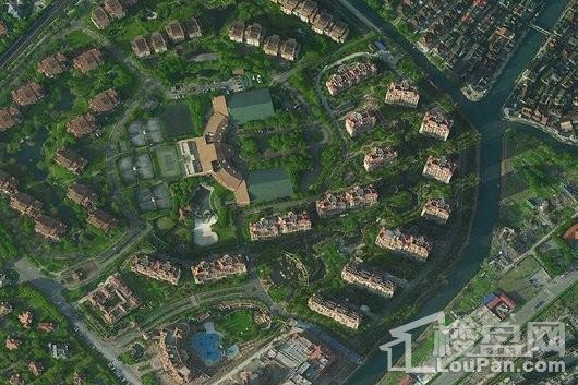 西郊庄园马德里洋房实景图