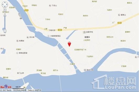 荣湾府交通图