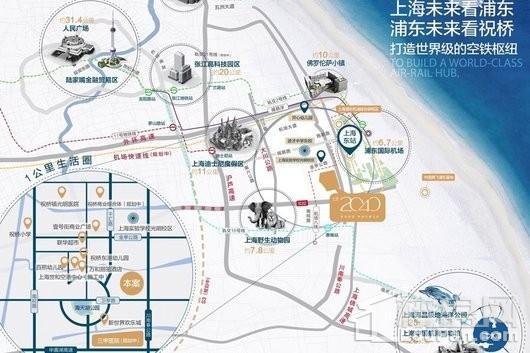 公元2040交通图