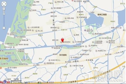 嘉涛湾交通图