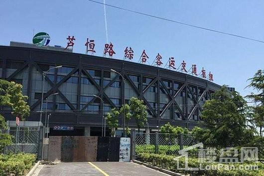 上海浦东软件园三林园配套图