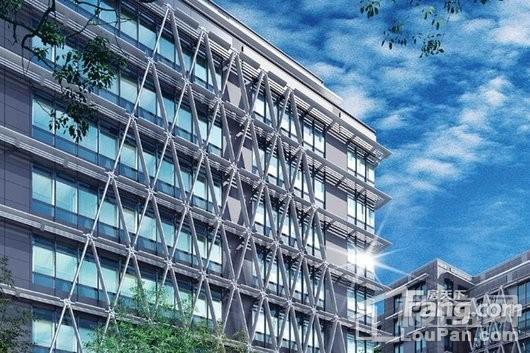 上海西郊商务区-C2国际区效果图