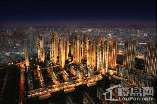 碧桂园银亿大城印象效果图