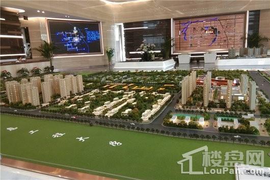 钱隆城实景图