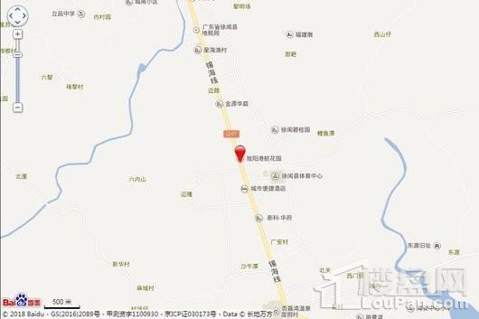 旭阳·热带森林交通图