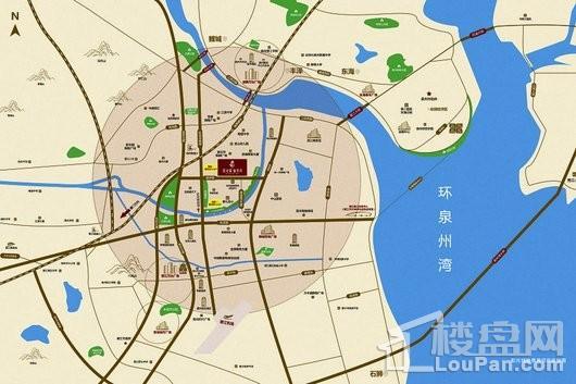阳光城愉景湾交通图