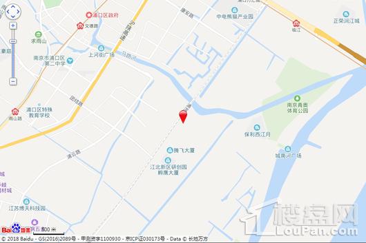 明发国际中心交通图