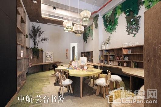 晋江中航城实景图