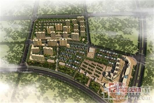 福景东方城