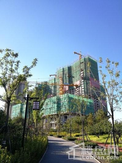 富力天禧城实景图