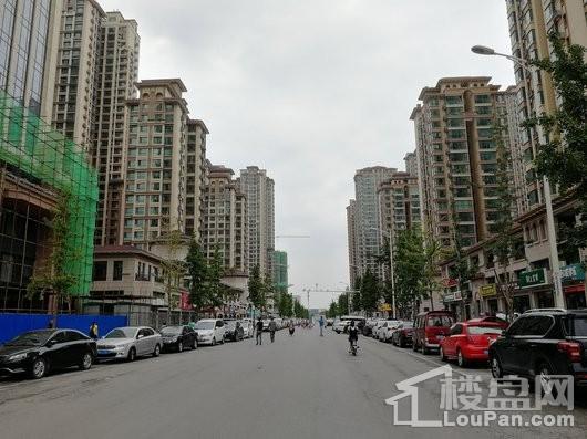 同祥城优品街实景图