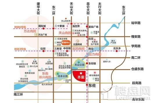 高远旭东城交通图
