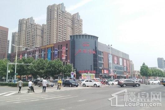 红馆商务广场配套图