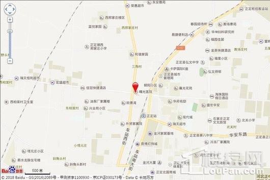 润江正定壹號院交通图