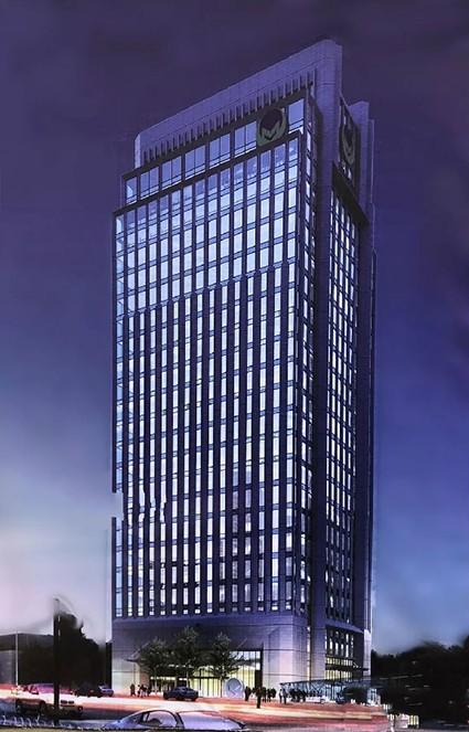 长城金融大厦效果图