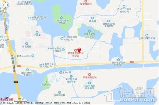 龙光玖誉湾花园交通图